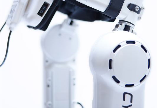 HAL Robotic Remedial Device Helps Disabled Persons From Diseases Like MD Re-learn How To Walk