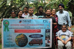 PTC's STRIVE Awards Honor 4 DMD Advocacy Groups on 4 Continents