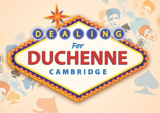 Business Leaders Sponsor 'Dealing for Duchenne' Casino Night to Support DMD