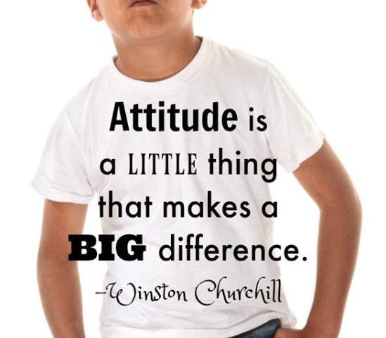 Winston Churchill Quote for MD