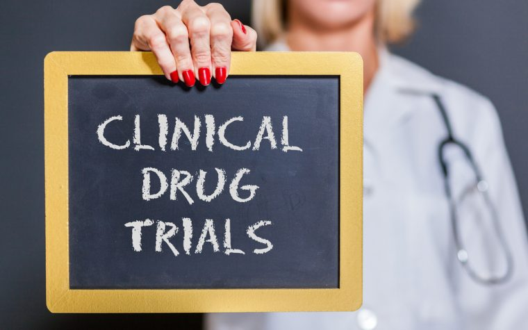 clinical trials and Duchenne