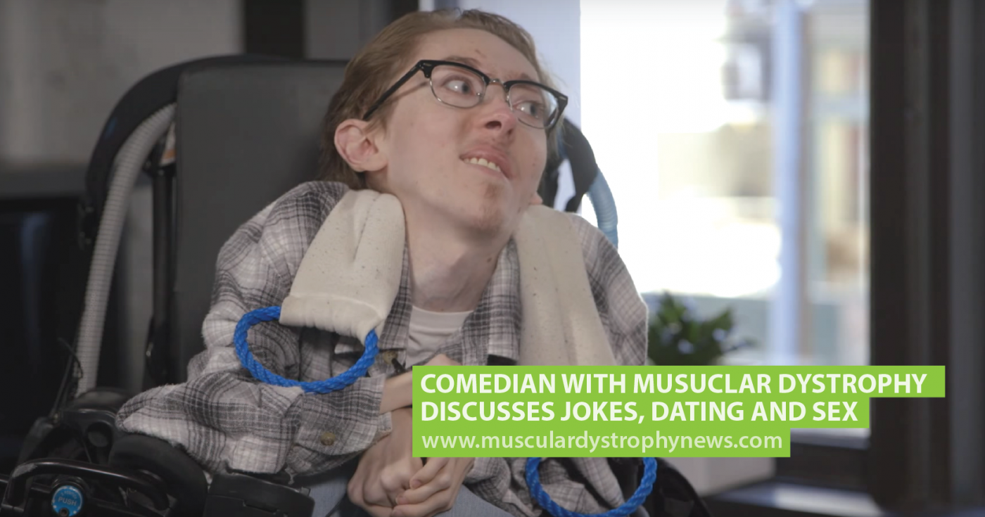 Muscular Dystrophy and Dating with a Disability Part 2
