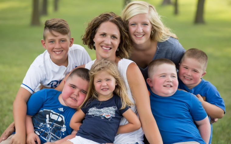 #PPMD2018 – Nebraska Mother of 3 Duchenne Boys: 'We've Made a Choice to Be Positive'