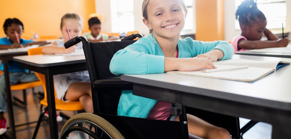 student with disabilities