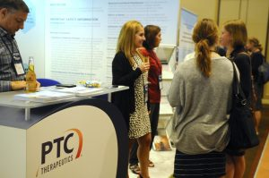 PTC Therapeutics booth