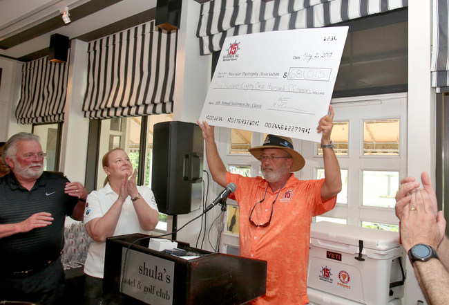 Popeyes' Group Raises $681K for the MDA in 15th Annual Fundraising Drive