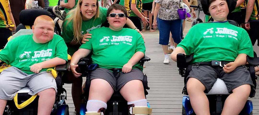 Jett Foundation's Mission: 'Making People Care About Duchenne'