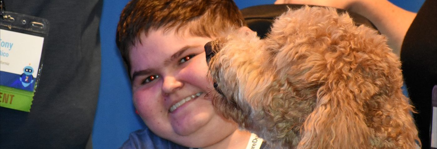 Duchenne MD Patient Tanner Rico Approaches Life With Optimism