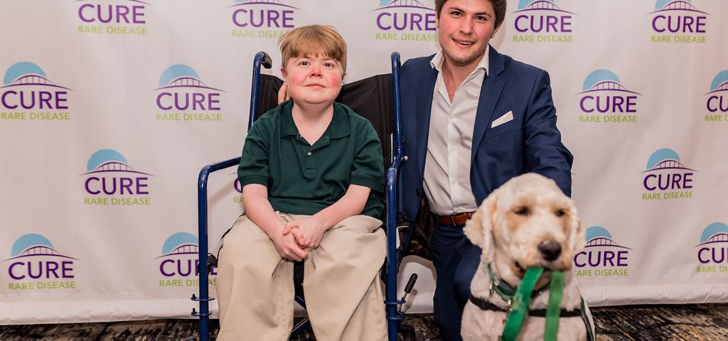 Cure Rare Disease's Rich Horgan Pioneers Customized Medicine to Treat Brother with DMD