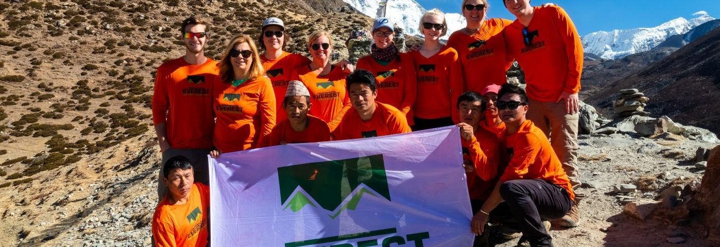 Mount Everest Base Camp Trek Raises $60K for Duchenne Research
